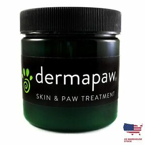 Dermapaw Skin & Paw Care itchy skin allergy treatment infection for dogs, 4.7 oz