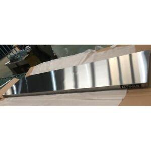 2M Wider Bench Top Garage Workshop Warehouse Workbench Stainless Steel -GST204W