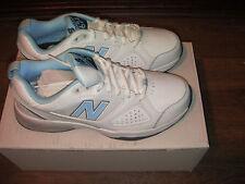 New Balance WX624WB4-624 Women Fitness Shoes - White 6UK (39 EU)