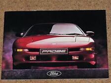 1994 FORD PROBE Sales Brochure - 2.5i 24v & 2.0i 16v - Excellent Condition