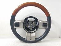 2012 Jeep Grand Cherokee Driver Steering Wheel w/ Audio & Cruise Control OEM LKQ