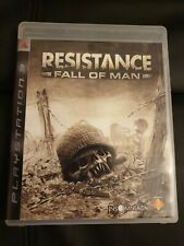 Resistance Fall Of Man Ps3 Region 3 Japanese