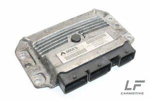 RENAULT SCÉNIC Engine Control Unit 8200509516 8200751638