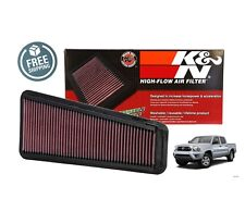 33-2281 K&N Drop In Replacement Air Filter for 05-15 Toyota Tacoma 4.0L FJ