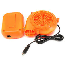 Mini Air Fan Blower Battery Pack For Inflatable Mascot Fancy Costume Cooling 1PC