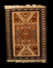 New listing Bessie Barber Navajo Coaster Rugs - Set of 4