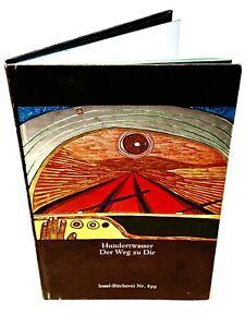 Hundertwasser Der Weg zu Dir Insel Bücherei Nr.899