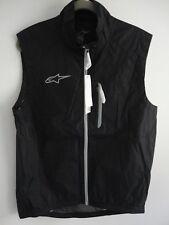 Alpinestars Descender Vest Black/Silver Size L NEW