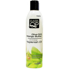 [ELASTA QP] OLIVE OIL & MANGO BUTTER HAIR REPLENISH GROWTH OIL 8OZ