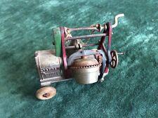 Vintage Jaeger Cast Iron Cement Mixer
