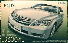 2010 Lexus LS 600 hL Hybrid V8, 1:24, Fujimi 038797