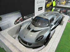 HENNESSEY  VENOM GT 2010 gris 1/18 AUTOART 75402 voiture miniature de collection