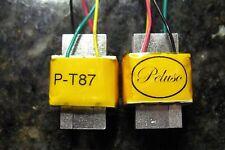 P-T87 Transformer for DIY U-87 Build