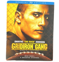 "Gridiron Gang - Special Edition [BD] [Blu-ray]  ""The Rock"" Dwayne Johnson"