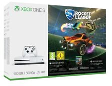 Xbox One S 500GB Konsole - Rocket League Bundle NEU OVP