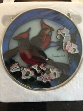 Suncatcher The Lord is my Strength and My Song NEW IN BOX