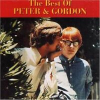 PETER & GORDON - THE BEST OF CD ~ GREATEST HITS ~ 60's *NEW*