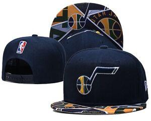 New Era NBA20 City Off Knit Bonnet Utah Jazz Multicolore