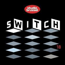 SWITCH 18 = Solomun/Ame/Skrillex/Tensnake/Flügel/Deetron...=2CD= groovesDELUXE!