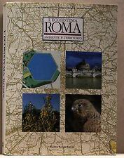 L'ECOSISTEMA ROMA [libro,a cura di Cignini,Massari e Pignatti,frat.palombi 1995]