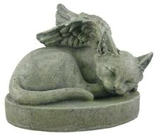 concrete plaster LATEX ONLY MOLD. ANGEL CAT