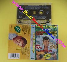 MC SERGIO ENDRIGO Il meglio 1996 italy DV MORERECORD MC DV 5982 no cd lp dvd vhs