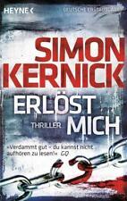Erlöst mich  Simon Kernick  Thriller Taschenbuch ++Ungelesen++