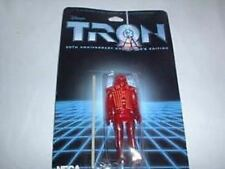 NEW DISNEY TRON OFFICIAL COLLECTORS GLOWING STAFF ACTION WARRIOR FIGURE