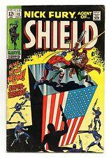 Nick Fury Agent of Shield Vol 1 No 13 Jul 1969 (FN) Silver Age (1956 - 1969)