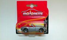 Majorette 212053050-street Cars-BMW z8 cabrio-plata (aprox 7cm) - nuevo