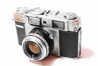 """""""RARE"""" [EXC.+] MAMIYA 35 Metra Rangefinder Camera 1958 / Sekor 48mm f1.9  JAPAN"""
