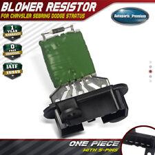A/C Blower Motor Resistor for Chrysler Sebring Dodge Stratus 2001-2004 5174124AA