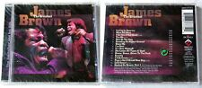 James BROWN THE GREATEST-Living in America, I got you,... Ariola CD OVP/SEALED