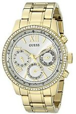 GUESS Women's Silver Band Wristwatches