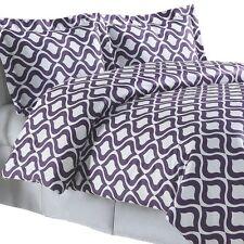 $119 Echelon Home Odessa 3-pc Duvet Cover Set, King -1A15 048H