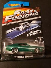 Hot Wheels Fast And Furious '72 Ford Grand Torino Sport