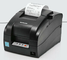BIXOLON SRP-275IIICOSG USB+Serial - Auto Cutter - Impact Printer Dark Gray NEW