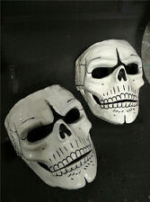 Hot FRP Skull Skeleton Full Face Mask Cosplay Props For James Bond 007:Spectre