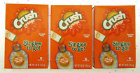 Orange Crush ~ 6 Packets ~ Sugar Free ~ Drink Mix ~ Lot of 3