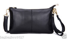 Womens Handbag Purse Real Leather Clutch Wallet Crossbody Satchel Shoulder Bag