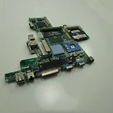 Dell Latitude D610 Motherboard C4717 System Board w/ CPU & Frame