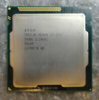 Intel Xeon E3-1235 SR00J 3.20GHz 8M 5 Gt / S Presa 1155 Quad Core Processore