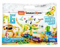 New Mega Construx Inventions Deluxe Pack