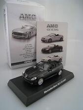 Mercedes-Benz SLK 55 AMG in schwarz  Kyosho Japan  Maßstab 1:64  OVP