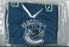 2007-08 Upper Deck Hockey Mini Jersey Collection ROBERTO LUONGO Canucks