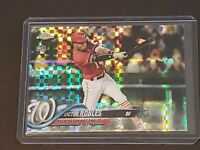 2018 Topps Chrome XFractor Victor Robles Rookie True RC