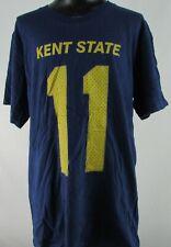 Kent State Golden Flashes NCAA Fanatics Youth's Blue Short Sleeve Shirt