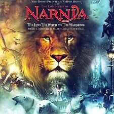 1 CENT CD The Lion the Witch & the Wardrobe SOUNDTRACK harry gregson-williams