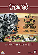 WENT THE DAY WELL DVD Ealing Studio Classics  New Sealed Free Post
