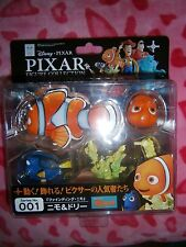 RARE KAIYODO REVOLTECH Disney PIXAR Figure Collection 001 NEMO & DORY Set
